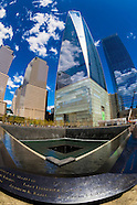 USA-New York City-National September 11 Memorial & Museum-Exterior