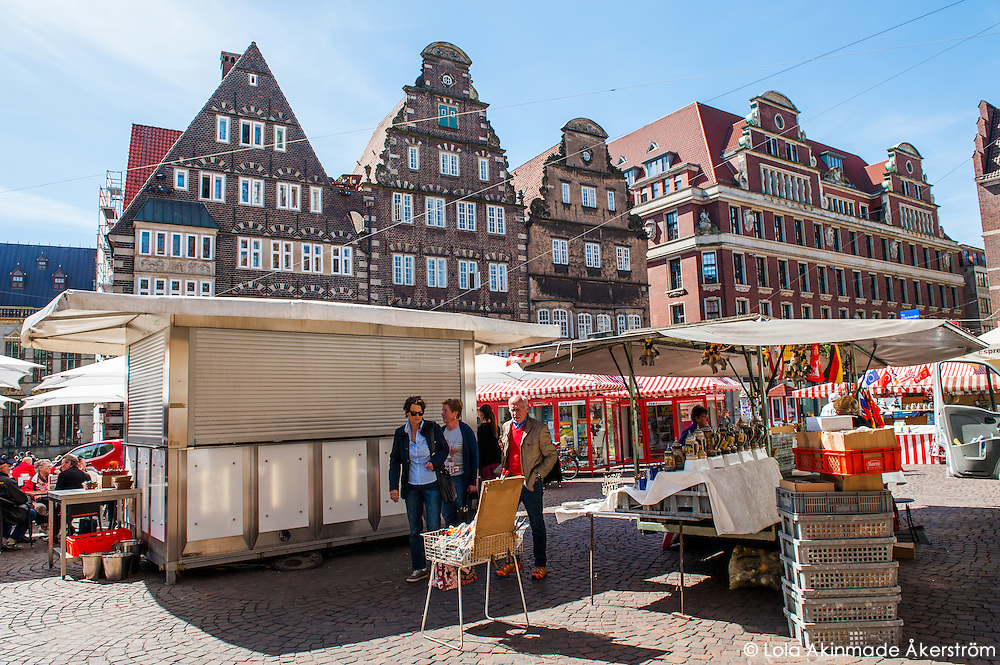 Scenes from Bremen, Germany