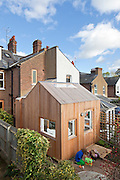hugo hardy architecture. residential. extension.