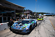 September 4-5, 2020. IMSA Weathertech Road Atlanta 6hr: #44 GRT Magnus Racing, Lamborghini Huracan GT3, GTD: John Potter, Andy Lally, Spencer Pumpelly