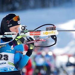 20210213: SLO, Biathlon - IBU Biathlon World Championships 2021 Pokljuka, Women Sprint