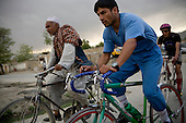 Cycling in Afghanistan