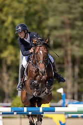 Thomas Gilles, BEL, Carrement J&F Champblanc<br /> Belgian Championship 7years old horses<br /> SenTower Park - Opglabbeek 2020<br /> © Hippo Foto - Dirk Caremans<br />  13/09/2020
