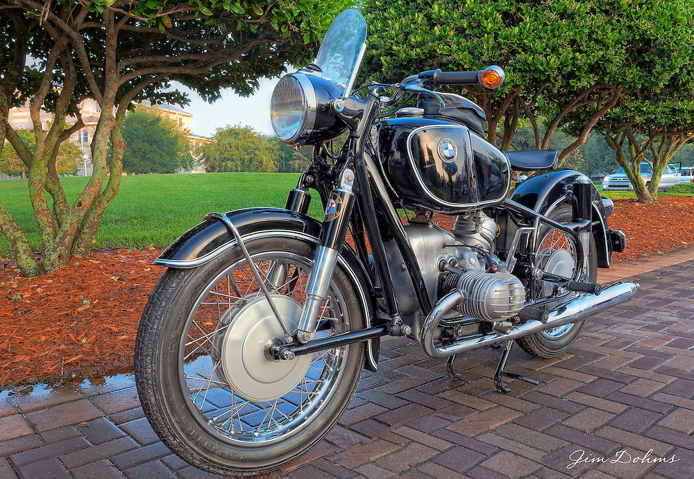 """Jim Busse entered this 1964 BMW. It was selected as """"Best in Show"""" for European makes."""