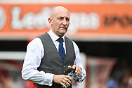 Queens Park Rangers Manager Ian Holloway ahead of the EFL Sky Bet Championship match between Brentford and Queens Park Rangers at Griffin Park, London, England on 21 April 2018. Picture by Stephen Wright.