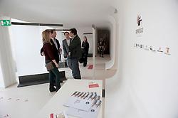 Lecce, 09 ottobre 2011.Breve sosta al Cineporto di Lecce..Apulia Film Commission.III edizione del workshop di scrittura internazionale AAW PugliaExperience..