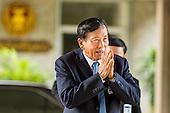 Opening of Thai Legislative Assembly