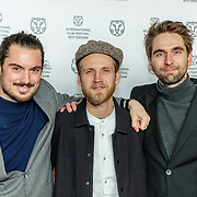 NLD/Rotterdam/20190128- Première Nocturne - IFFR 2019, Jeroen Scholten van Aschat,  ......... en producent Erik Glijnis