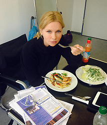 """Veronica Ferres releases a photo on Instagram with the following caption: """"Sundays are for detox! \ud83c\udfcb\ud83c\udffc\u200d\u2640\ufe0f\ud83e\udd52\ud83e\udd57 #healthy #balance #fitfood #sundays #mood #eatclean #fitness #motivation"""". Photo Credit: Instagram *** No USA Distribution *** For Editorial Use Only *** Not to be Published in Books or Photo Books ***  Please note: Fees charged by the agency are for the agency's services only, and do not, nor are they intended to, convey to the user any ownership of Copyright or License in the material. The agency does not claim any ownership including but not limited to Copyright or License in the attached material. By publishing this material you expressly agree to indemnify and to hold the agency and its directors, shareholders and employees harmless from any loss, claims, damages, demands, expenses (including legal fees), or any causes of action or allegation against the agency arising out of or connected in any way with publication of the material."""