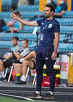 Football - 2019 / 2020 EFL Championship -  Millwall vs. Huddersfield Town<br /> <br /> Danny Schofield, Caretaker manager of Huddersfield Town, at The Den.<br /> <br /> COLORSPORT/DANIEL BEARHAM