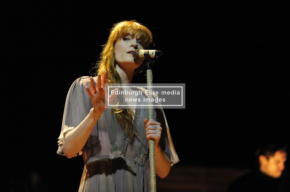 Pictured: Florence and the Machine<br /> <br /> <br /> <br /> Callum Landells | EEm 17 November 2018