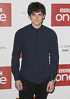 Aneurin Barnard, BBC One's SS-GB - World Premiere, Mayfair Hotel, London UK, 30 January 2017, Photo by Brett D. Cove