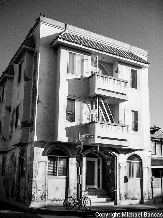Old Building and residence in Venice Beach