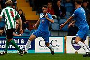 Stockport County FC 1-3 Blyth Spartans FC 14.10.17
