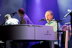 Brian Wilson performs at the Montreux Jazz Festival, Switzerland on July 09, 2017. Photo by Loona/ABACAPRESS.COM