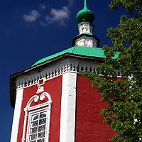 Europe, Russia, Suzdal. Uspenskaya Church.