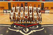 2006 FAU Women's Basketball Team Photo, November 13, 2006.