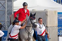 Kühner Max, AUT, Chardonnay <br /> World Equestrian Games - Tryon 2018<br /> © Hippo Foto - Sharon Vandeput<br /> 23/09/2018
