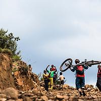 Kevin Landry, Lesotho, Africa.