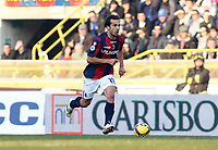 Bologna's Davide Bombardini in action during their italian serie A soccer match at Dall'Ara Stadium in Bologna , Italy , February 21 , 2009 - Photo: Prater/Insidefoto ©