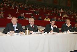 Allerlei<br />KWPN hengstenkeuring 2003<br />Photo © Dirk Caremans