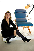 Barbara Coutinho, Director of MUDE (Museum of Design and Fashion) in Lisbon, Portugal.