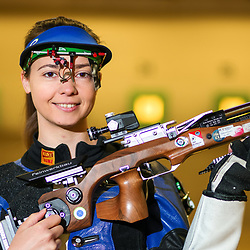20210409: SLO, Sport Shooting - Portrait of Ziva Dvorsak