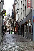 Old Town of  Antwerpen, Belgium