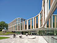 Maria Montessori gebouw Radboud Universiteit Nijmegen INBO