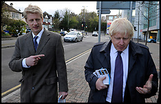Jo and Boris in Orpington 17-4-12