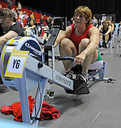 Birmingham, Great Britain,  Women's 40-44  Helen TILLAY, Taff Attack Racing, competing at the 2008 British Indoor Rowing Championships, National Indoor Arena. on  Sunday 26.10.2008 . [Photo, Peter Spurrier/Intersport-images] .