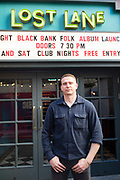 26/6/19 Damien Dempsey at the launch of the Black Bank Folks new album Last Star Fall, at Lost Lane, Dublin, available in store and online from June 28th. Picture: Arthur Carron