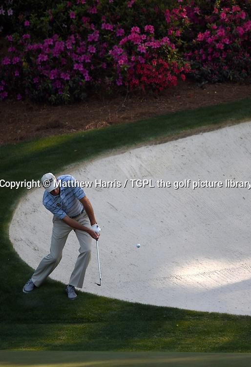 Jim FURYK (USA) during third round US Masters 2014,Augusta National,Augusta, Georgia,USA.