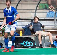 ROTTERDAM - Jip Janssen van Kampong   tijdens de wedstrijd om de derde plaats , Kampong- Oranje Rood , bij de ABN AMRO cup. COPYRIGHT KOEN SUYK