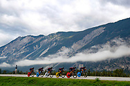 Canyon Sram during the 2018 UCI Road World Championships, Women's Team Time Trial cycling race on September 23, 2018 in Innsbruck, Austria - Photo Luca Bettini / BettiniPhoto / ProSportsImages / DPPI