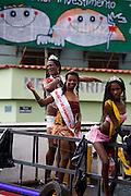 Sao Joao Del Rei_MG, Brasil...Trio eletrico do Bloco das Piranhas no carnaval de Sao Joao Del Rei...The Piranhas electric trio in carnival in Sao Joao Del Rei...Foto: LEO DRUMOND /  NITRO