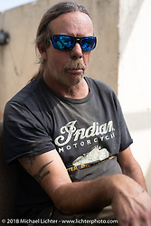 Round the World Doug Wothke on day-10 of our Himalayan Heroes adventure  riding from Nuwakot back to Kathmandu, Nepal. Thursday, November 15, 2018. Photography ©2018 Michael Lichter.