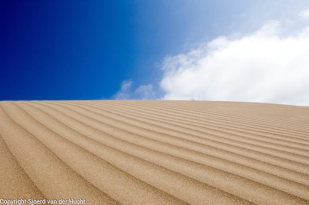 Sanddunes in the Atacama desert