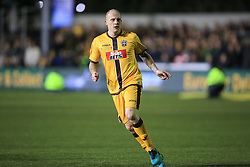 20 February 2017 - The FA Cup - (5th Round) - Sutton United v Arsenal - Nicky Bailey of Sutton United - Photo: Marc Atkins / Offside.