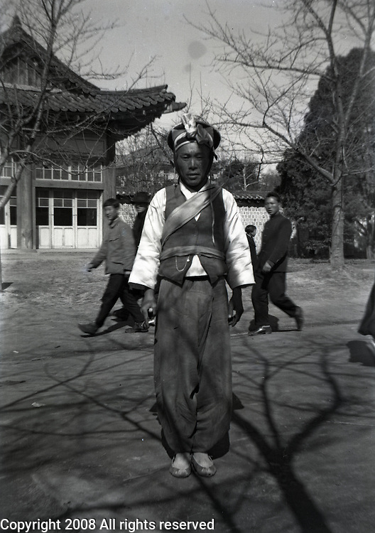 A scene from Post WWII Japan.