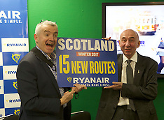 Ryanair Press Conference | Edinburgh | 16 February 2017