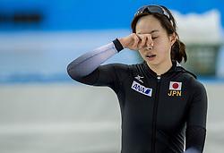 10-12-2016 NED: ISU World Cup Speed Skating, Heerenveen<br /> 1500 m women / Misaki Oshigiri  JAP