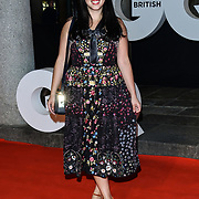 Tina Daheley Arrivers at GQ 30th Anniversary celebration at Sushisamba, The Market, Convent Garden on 29 October 2018.