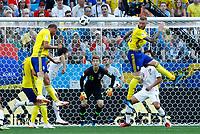 korea goalkeeper Jo Hyeonwoo <br /> Nizhny Novgorod 16-06-2018 Football FIFA World Cup Russia  2018 <br /> Sweden - South Korea / Svezia - Corea del Sud <br /> Foto Matteo Ciambelli/Insidefoto