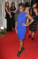 Clara Amfo, Glamour Women of the Year Awards, Berkeley Square Gardens, London UK, 02 June 2014, Photos by Richard Goldschmidt /LNP © London News Pictures