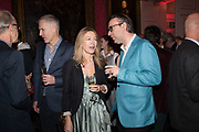 ROWAN PELLING, MATT THORNE, Literary Review  40th anniversary party and Bad Sex Awards,  In & Out Club, 4 St James's Square. London. 2 December 2019