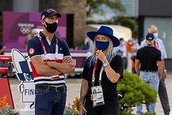 Bond Ashlee, ISR<br /> Olympic Games Tokyo 2021<br /> © Hippo Foto - Dirk Caremans<br /> 07/08/2021