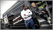 Fastest finger first! Football legends Paul Ince and Jimmy Bullard team up with Carling to celebrate Carling's Pay Per Inch promotion. Make sure your finger's on the pulse before anyone else and bag yourself a TV for the price of its screen size at www.PayPerInchTV.com Follow @Carling on Twitter for more information.  Picture by Shaun Fellows / Shine Pix