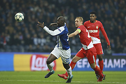 December 6, 2017 - Na - Porto, 06/12/2017 - Football Club of Porto received, this evening, AS Monaco FC in the match of the 6th Match of Group G, Champions League 2017/18, in Estádio do Dragão. Danilo Pereira; Kamil Glik  (Credit Image: © Atlantico Press via ZUMA Wire)