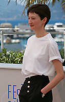Alba Rohrwacher at the photo call for the film The Wonders (Le Meraviglie) at the 67th Cannes Film Festival, Sunday 18th May 2014, Cannes, France.